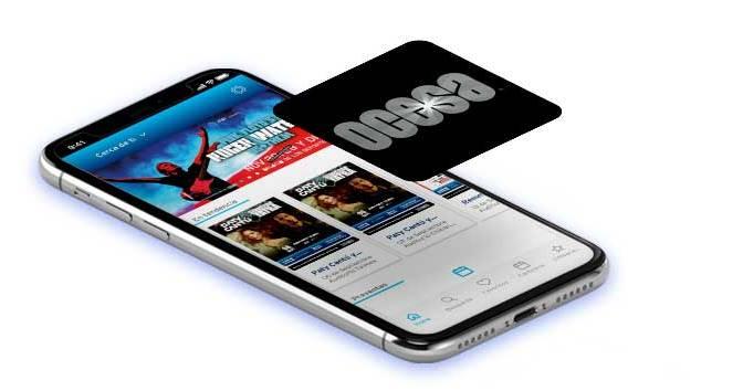 Ocesa lanza su nueva App!